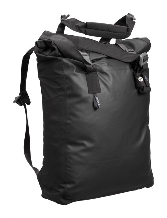 Didriksons Tote Galon Backpack Black