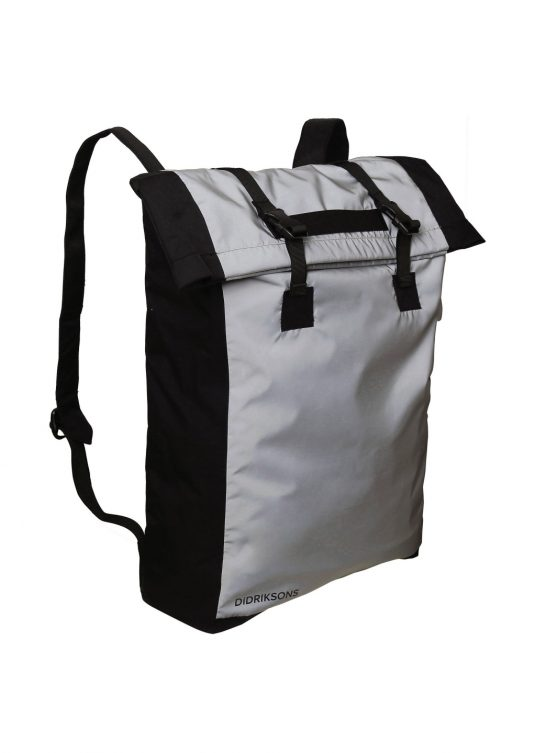 Didriksons Tote Galon reflective backpack