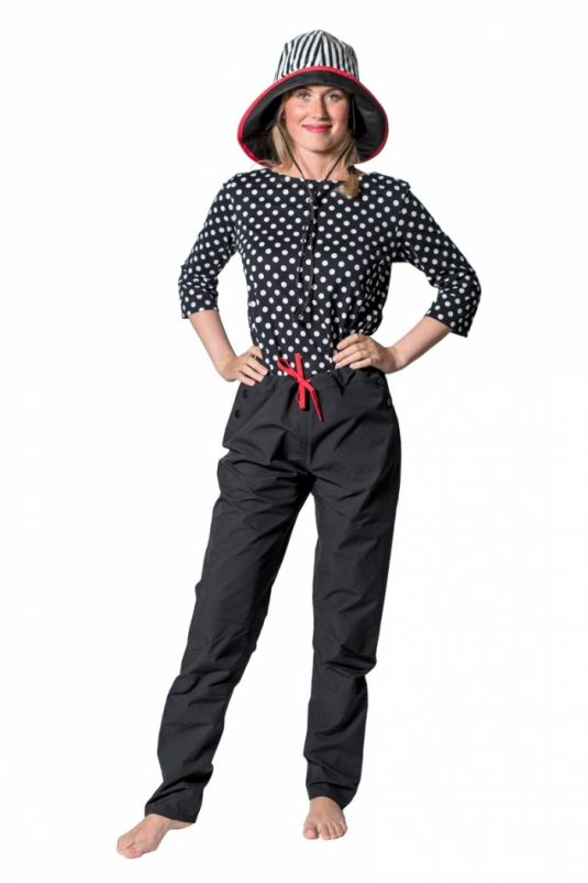 Blaest Tailored Waterproof Trousers 574 Black