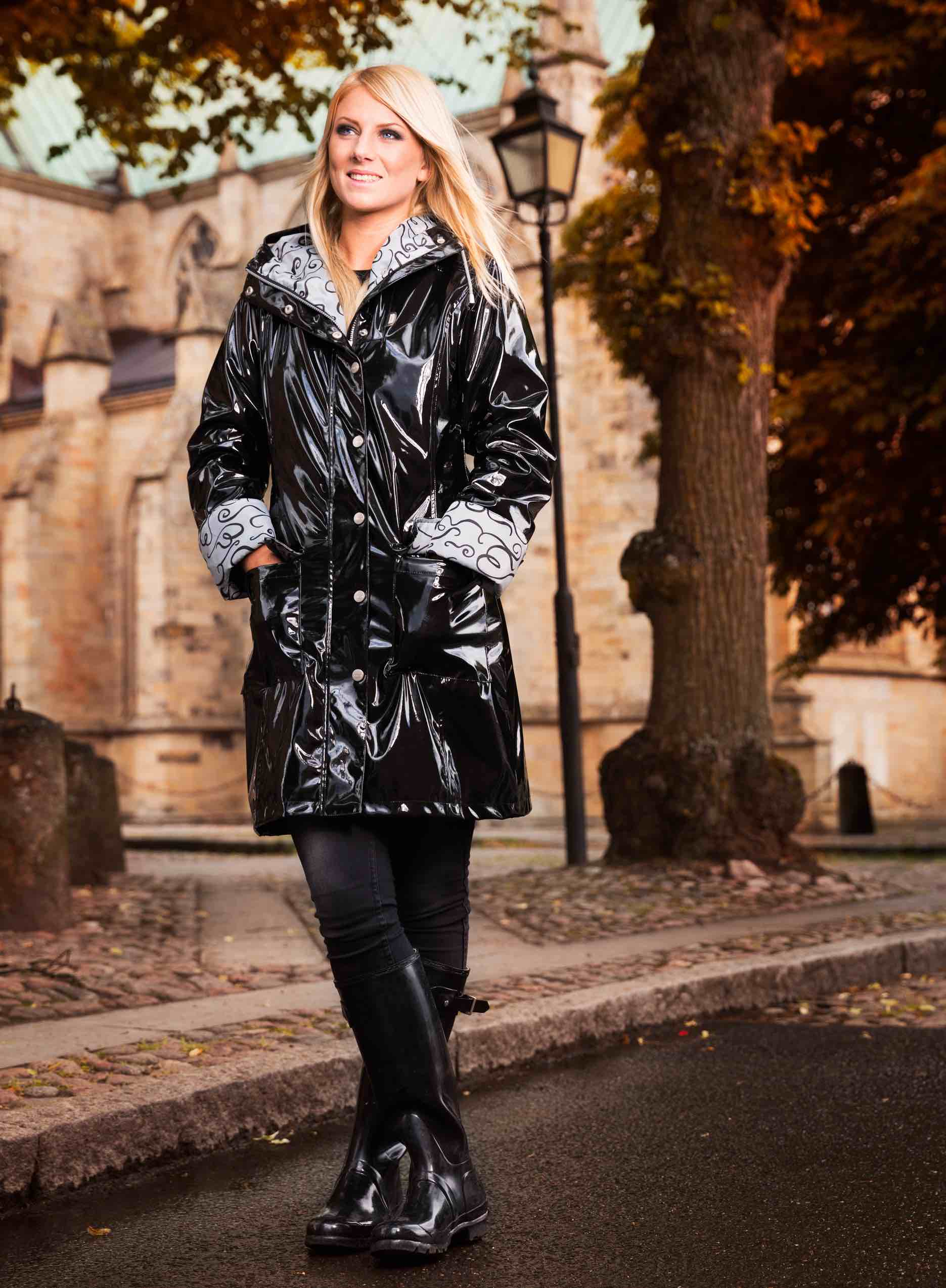 info for search for authentic crazy price Ösregn Shiny Raincoat   Walk The Storm