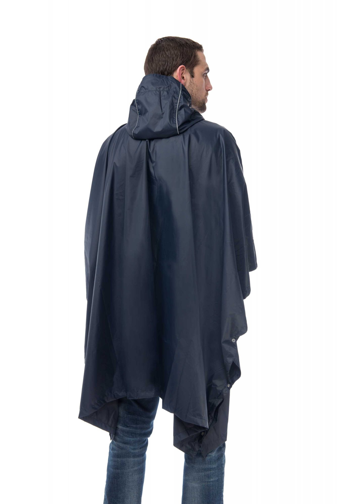 Mac In A Sac Unisex Waterproof Poncho Walk The Storm
