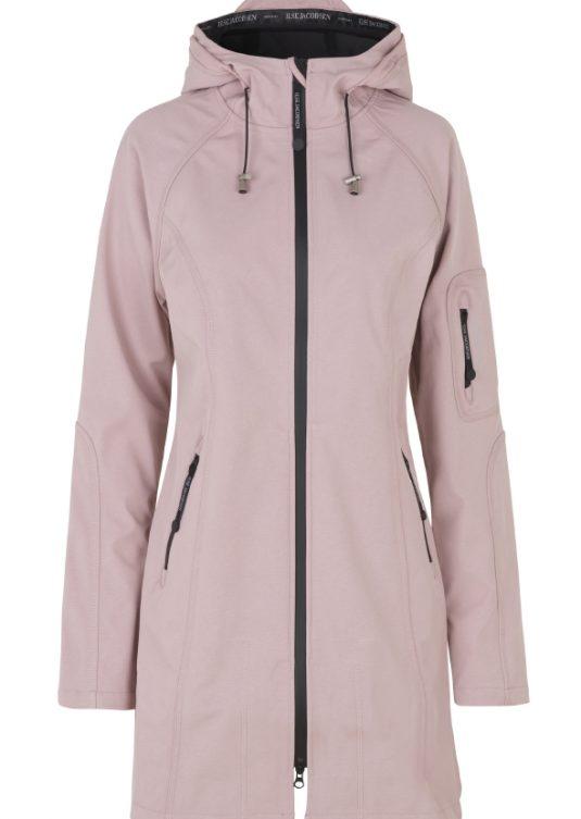 Ilse Jacobsen Rain37 Soft Shell Raincoat Army Green