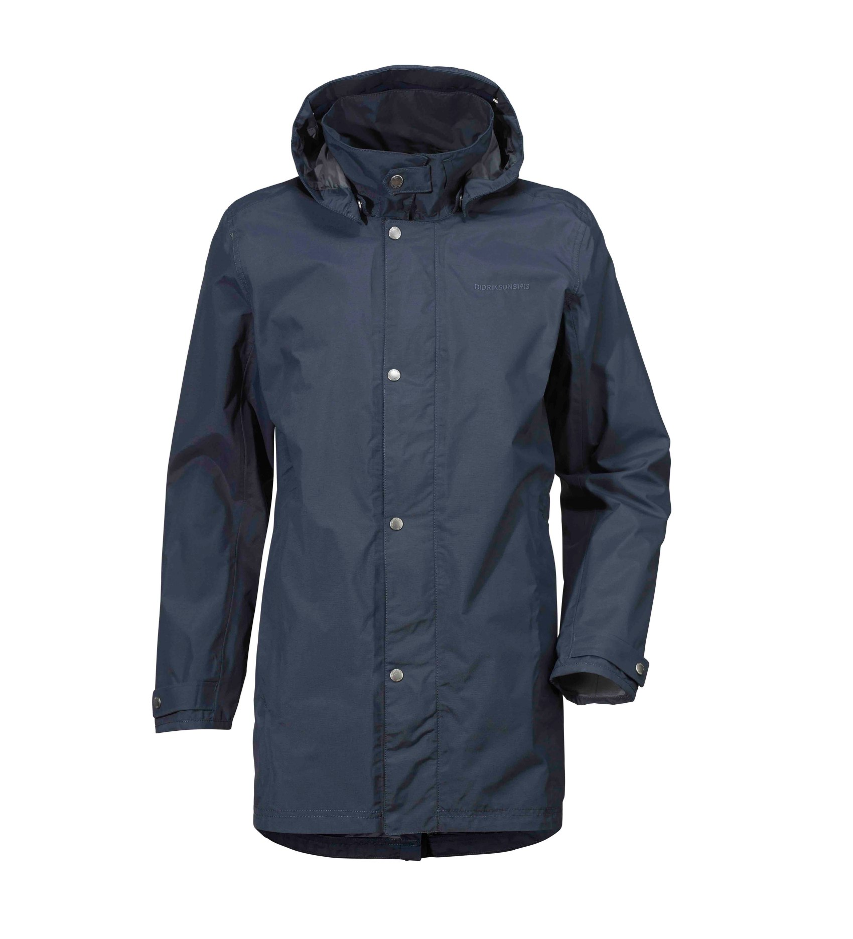 Didriksons Jack Men's Coat - Midnight Blue