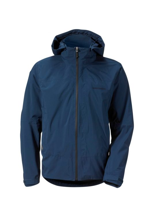 Didriksons Edge Men's Jacket - Navy Blue