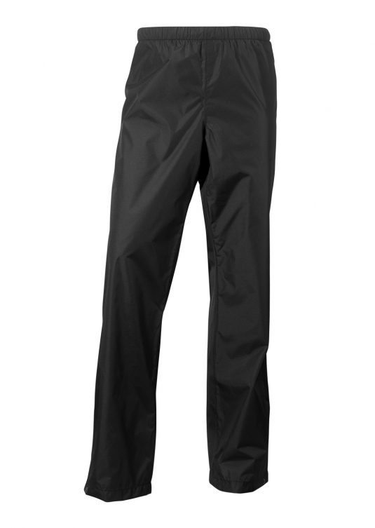 Didriksons Nomadic Men's Trousers - Black