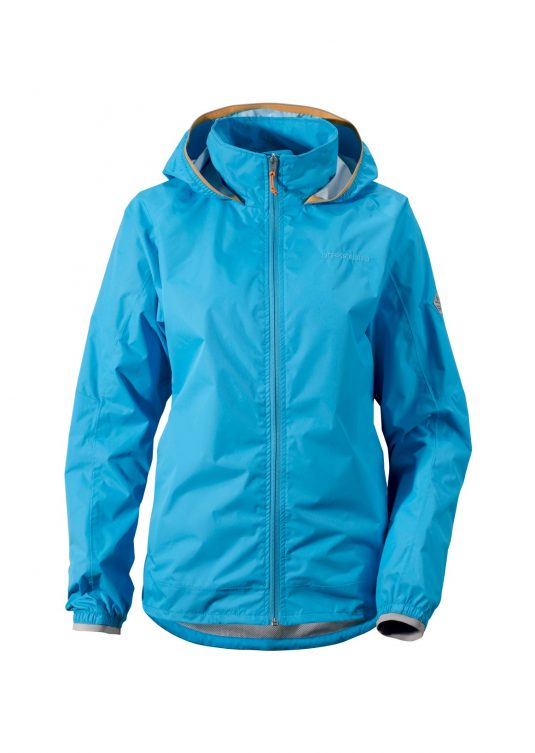 Didriksons Nomadic Women's Jacket - Blue