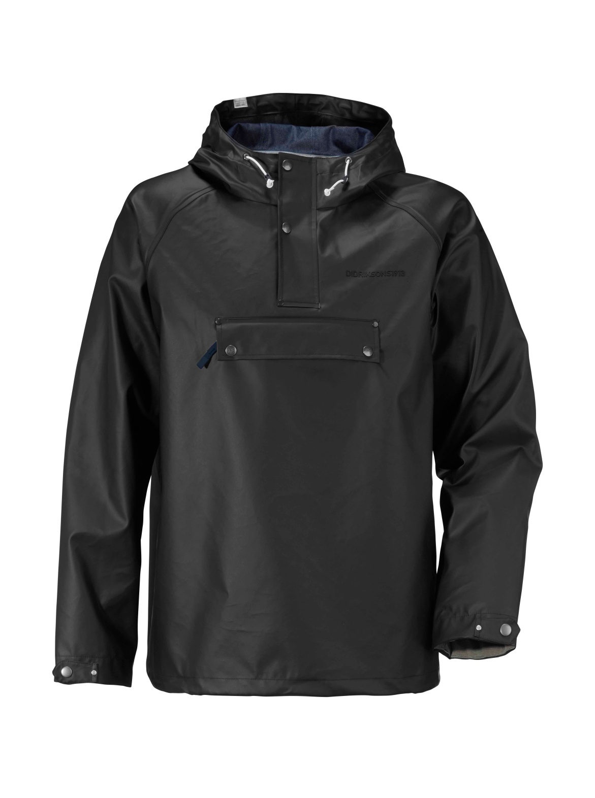 Didriksons Slaghoken Men's Jacket - Black