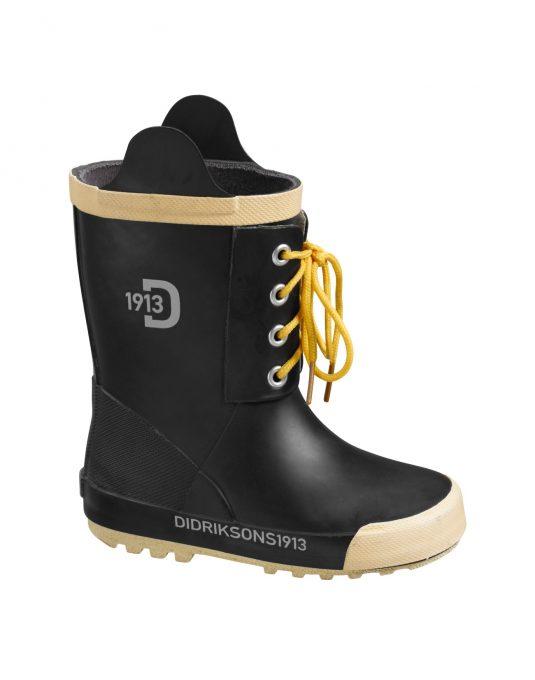 Didriksons Splashman Kid's Boots - Black