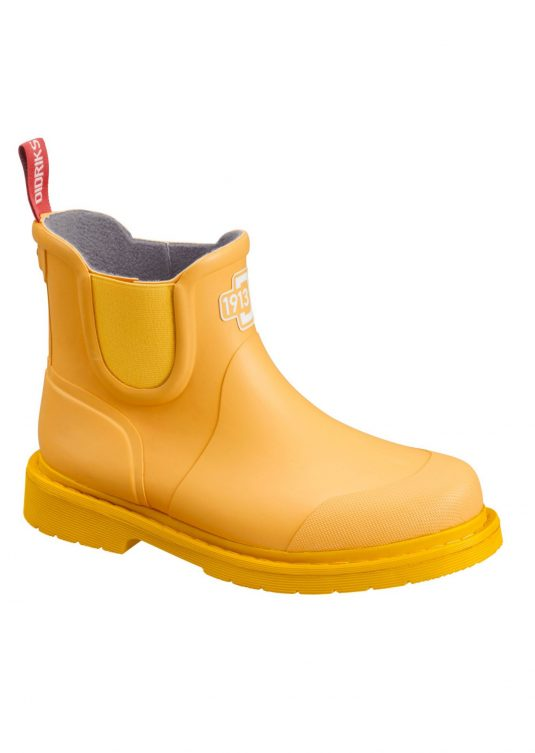 Didriksons Vinga Women's Rubber Boots - Yellow or Black