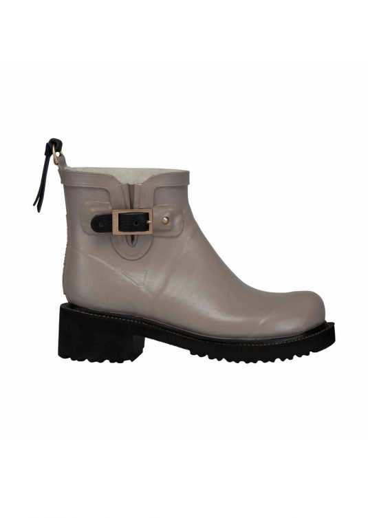 Ilse Jacobsen Short Rubberboot - Atmosphere Grey
