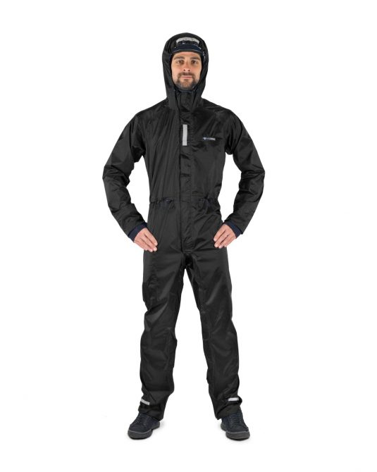 Raincombi Overall Parka - Unisex - Black
