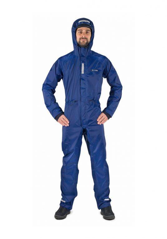 Raincombi Overall Parka - Unisex - Blue