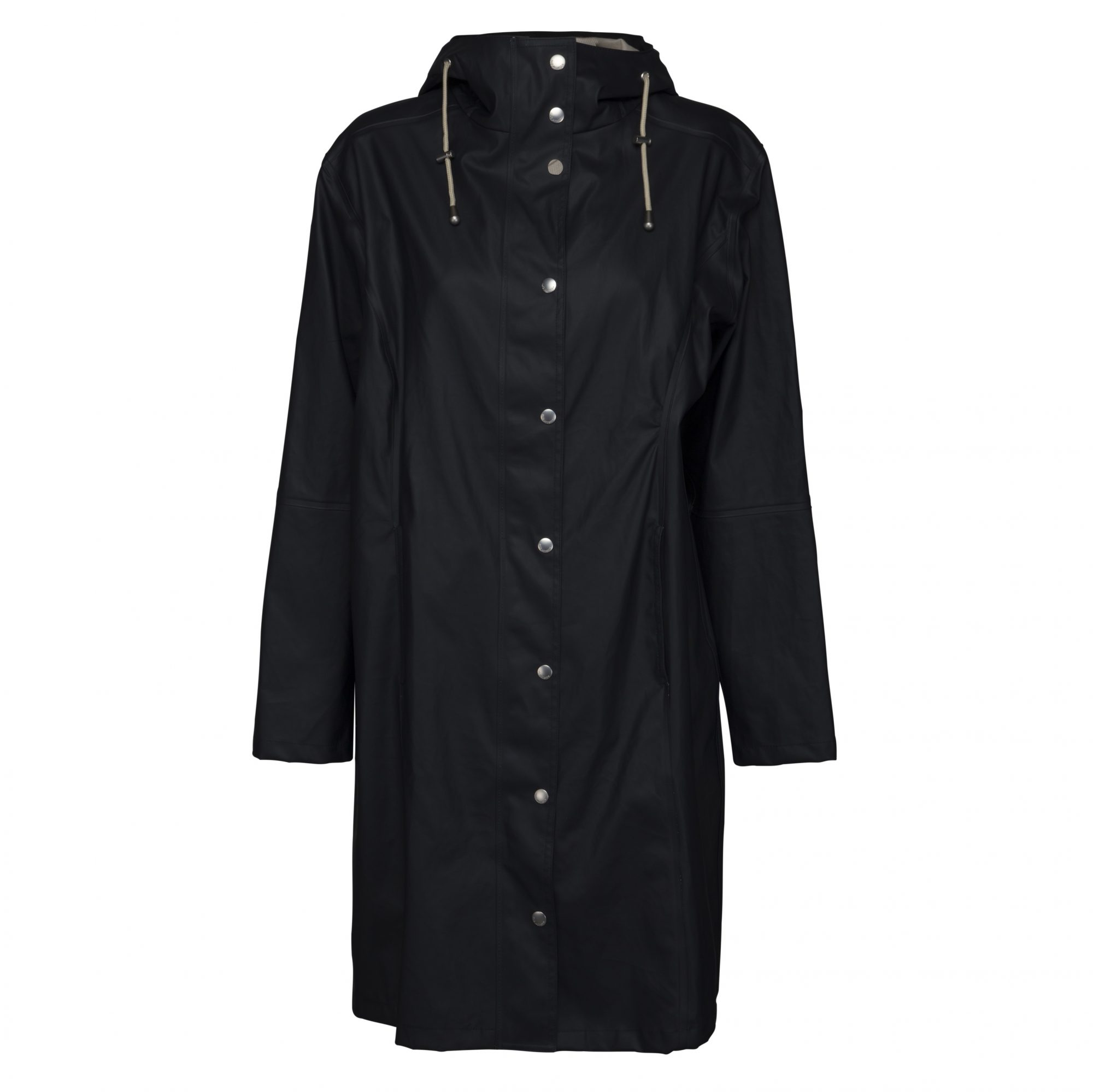 Ilse Jacobsen True Rain Raincoat (Long) - Indigo