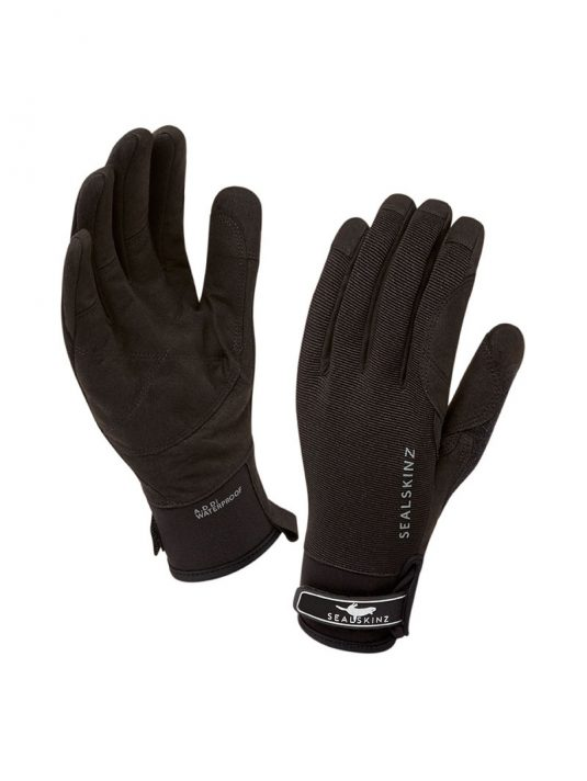 Sealskinz Dragon Eye Waterproof Gloves - Black