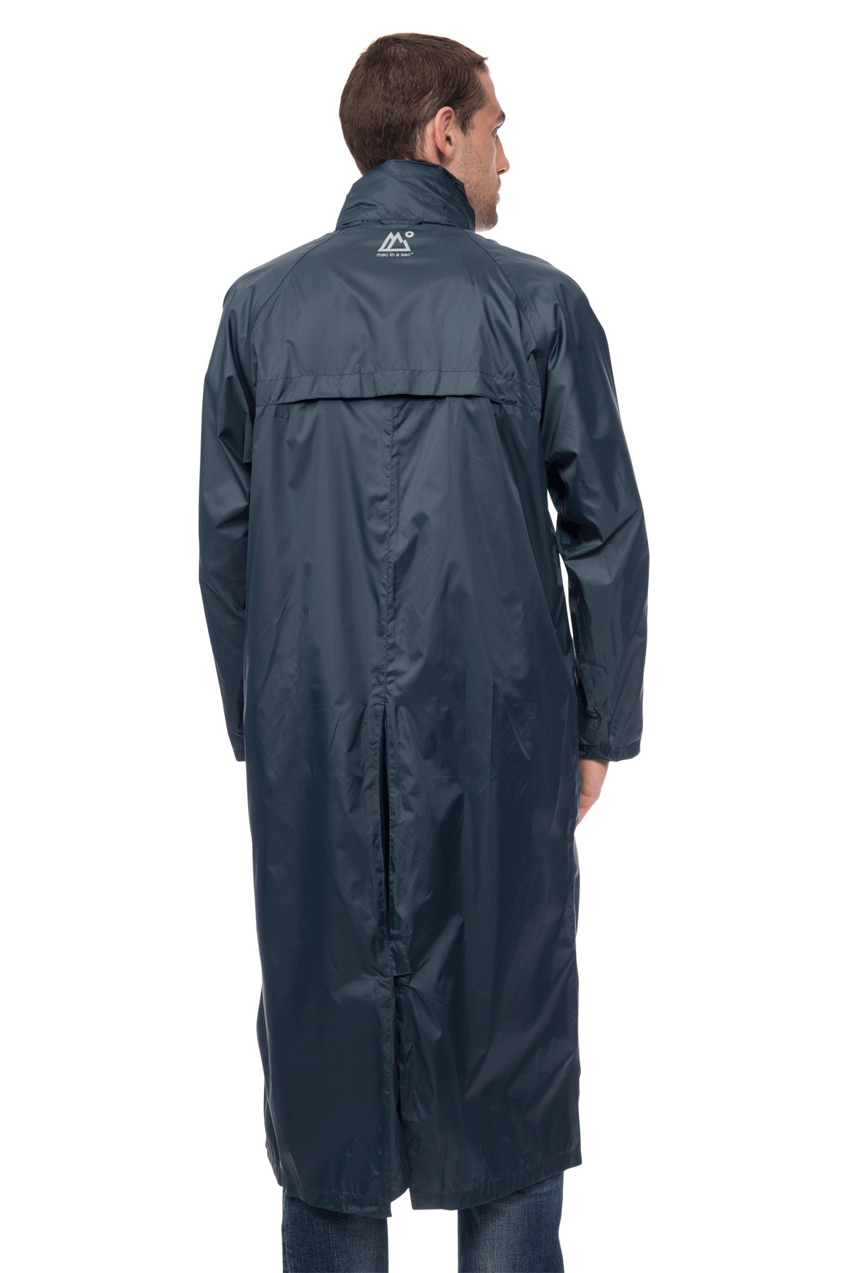 Mac In A Sac Unisex Travel Raincoat Walk The Storm