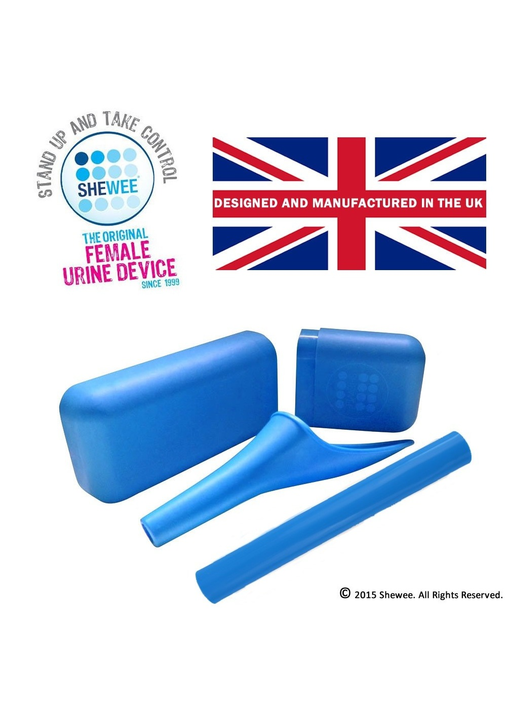 SheWee Extreme - Bright Blue