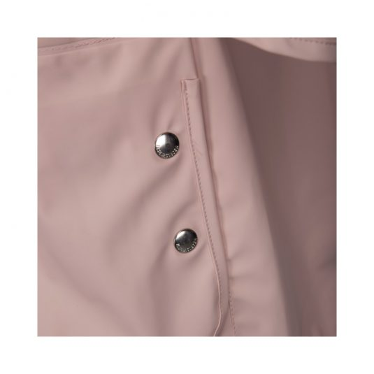 Ilse Jacobsen Light True Rain Raincoat Rain71 Adobe Rose