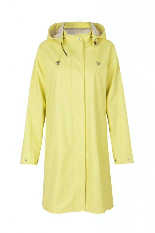 Ilse Jacobsen Rain71 Light true Rain Raincoat Sunbeam Yellow
