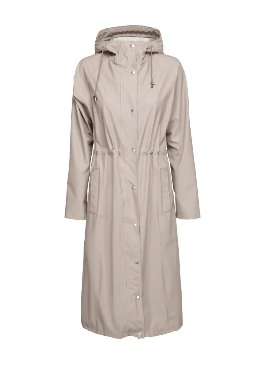 Ilse Jacobsen Light True Rain Long Raincoat Rain95 Atmosphere 1