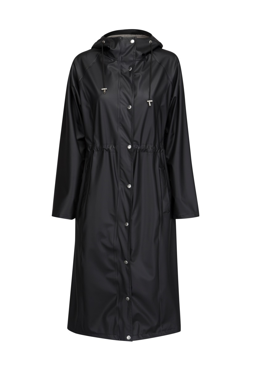 Ilse Jacobsen Rain95 Light True Rain Raincoat Long