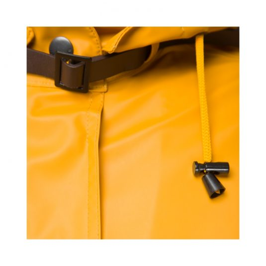 Ilse Jacobsen Rain71 Light True Rain Raincoat Golden Yellow