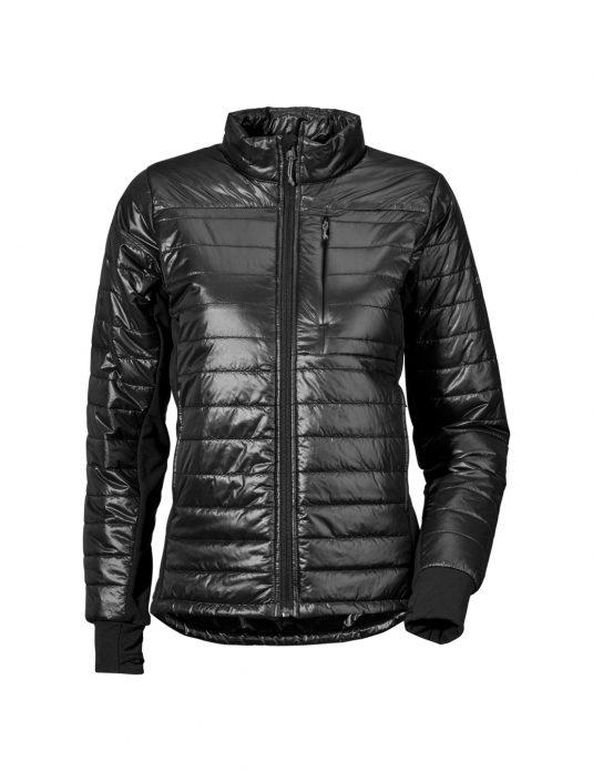 Didriksons Campo Women's Padded Jacket Black