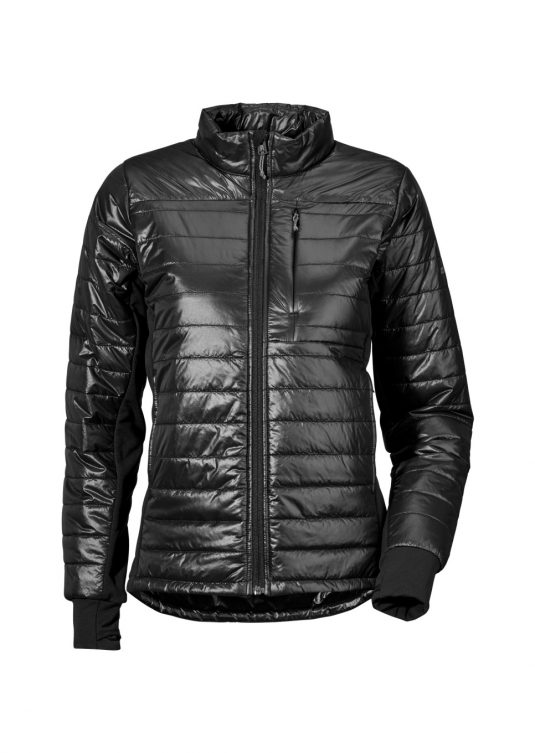 Didriksons Campo Women's Padded Jacket Black