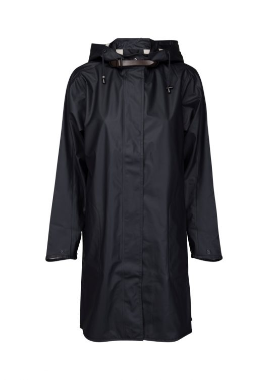 Ilse Jacobsen Rain71 Light True Rain Raincoat Dark Indigo