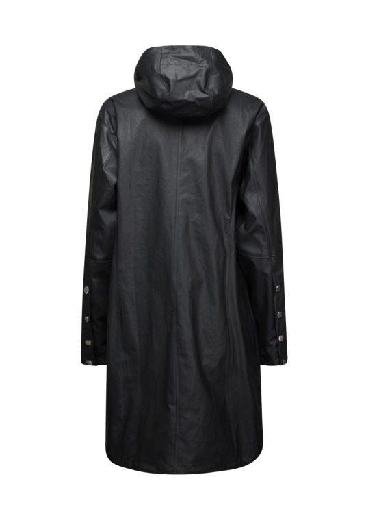Ilse Jacobsen Rain02 True Rain Raincoat Black