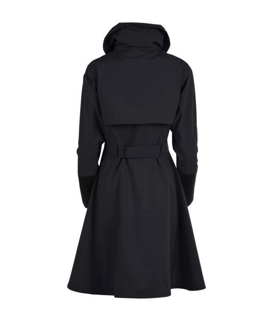 Blaest Barcelona Raincoat Black
