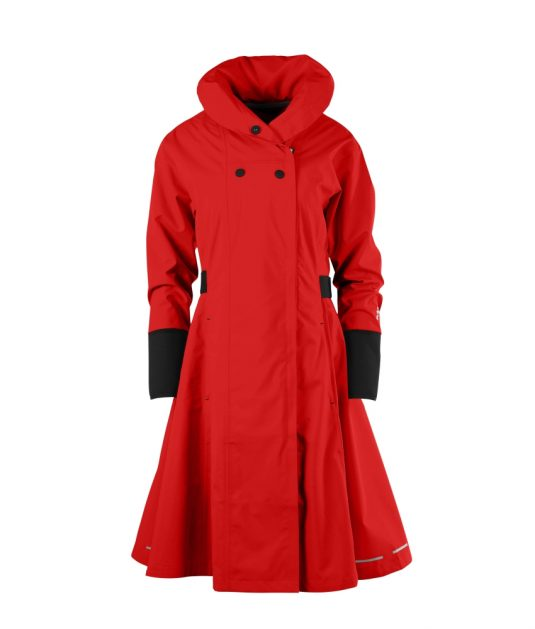 Blaest Barcelona Raincoat Red