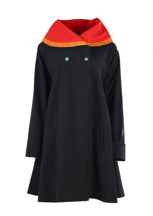 Blaest Paris Raincoat Black