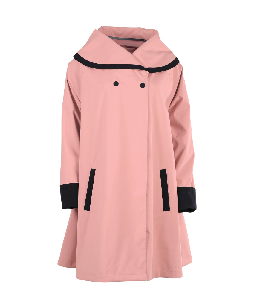Blaest Paris Raincoat Pink