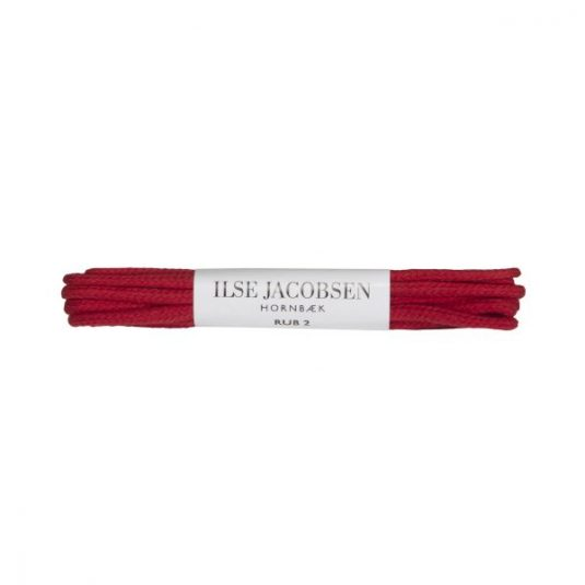 Ilse Jacobsen Laces Rub2 Red