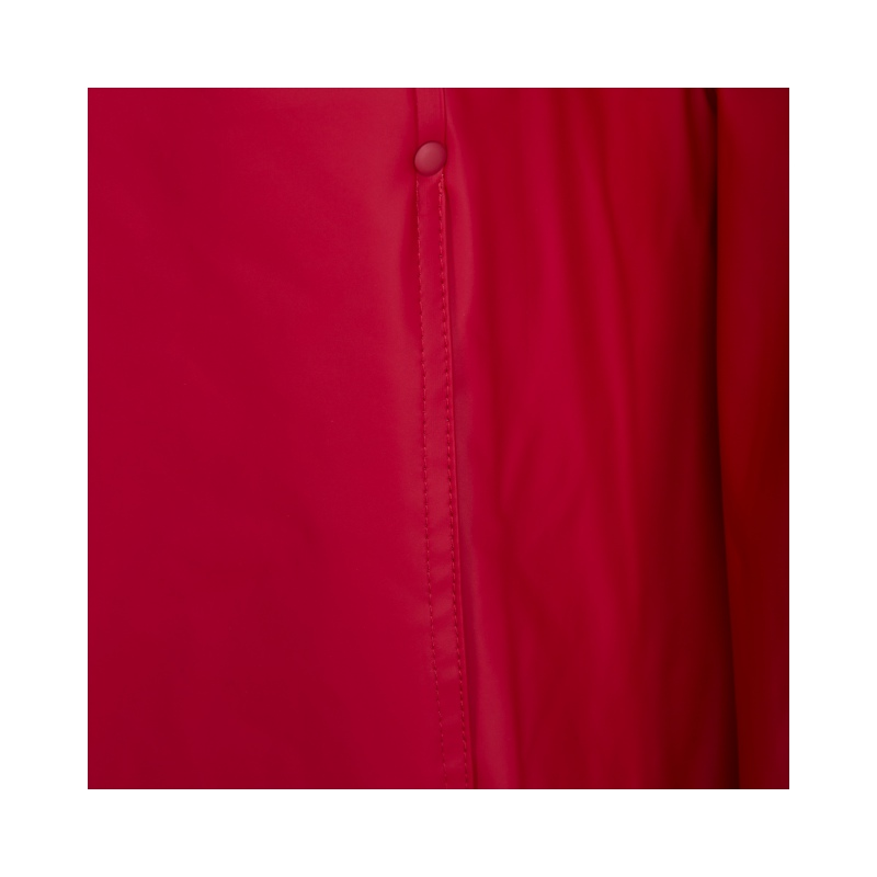 Ilse Jacobsen Light True Rain Raincoat Deep Red