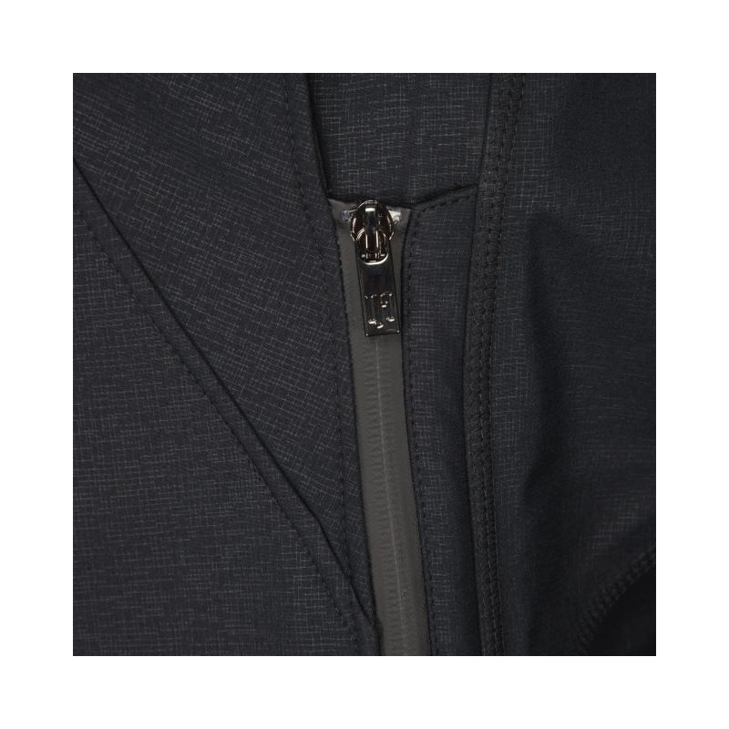 Ilse Jacobsen Rain100 Soft Shell Raincoat Dark Indigo