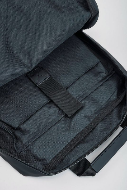 Rains Scout Bag Black