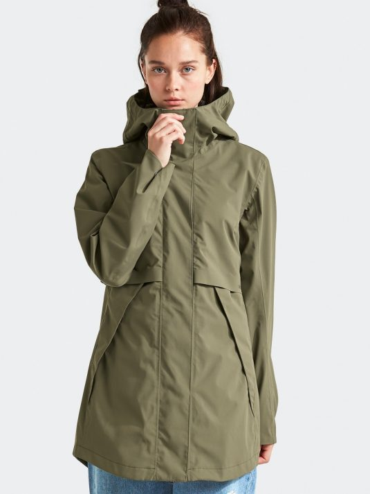 Didriksons Edith Waterproof Parka Raincoat