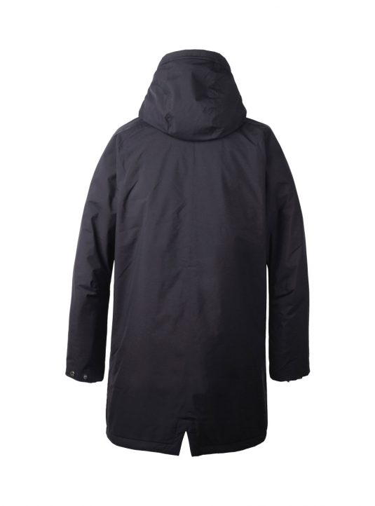 Didriksons Arne Mens Waterproof insulated parka black