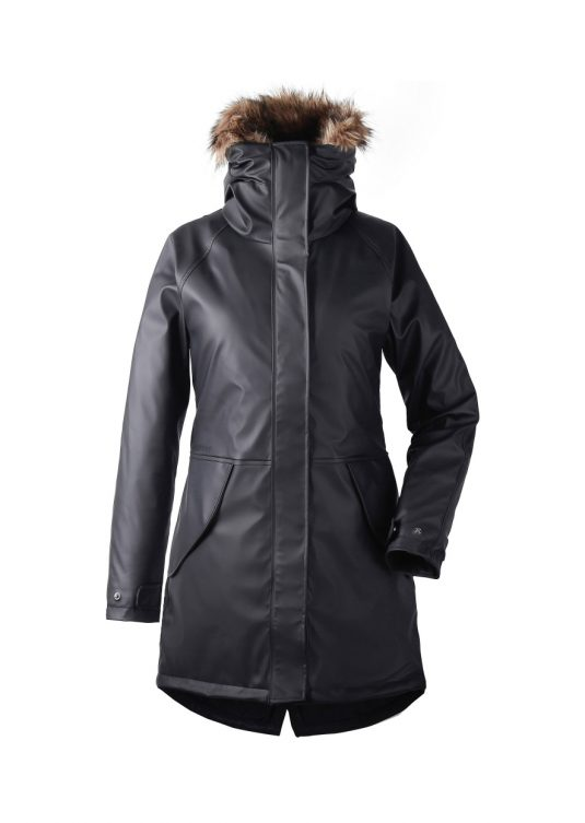 Didriksons Brisa Waterproof insulated parka raincoat