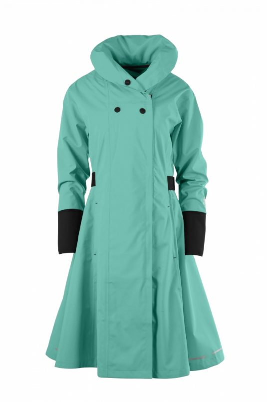 Blaest Barcelona Raincoat Mint 1