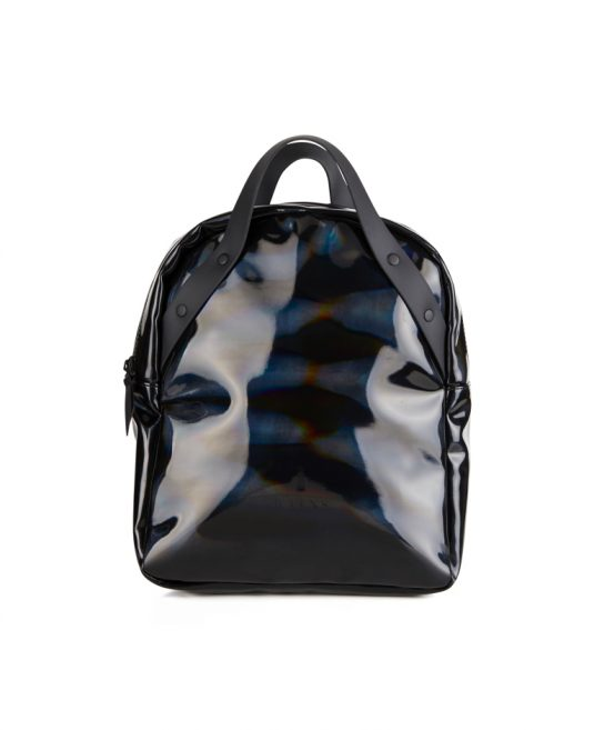 Rains Holographic Backpack Go Woodrose 1