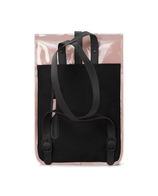 Rains Holographic Backpack Mini Black 1