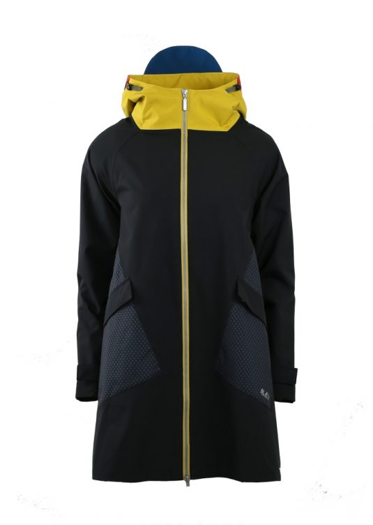 Blaest Amsterdam Womens City Raincoat