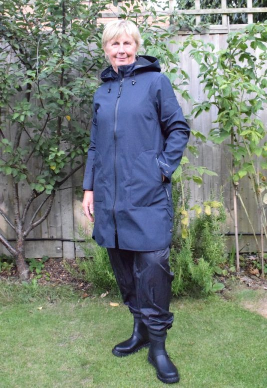 ilse Jacobsen Soft Shell Raincoat Rain128
