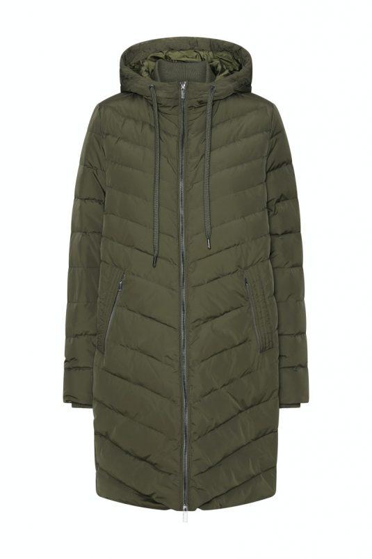 Ilse Jacobsen Peppy01 warm winter down coat army green