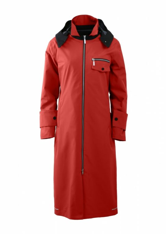Blaest Munchen Long City Raincoat