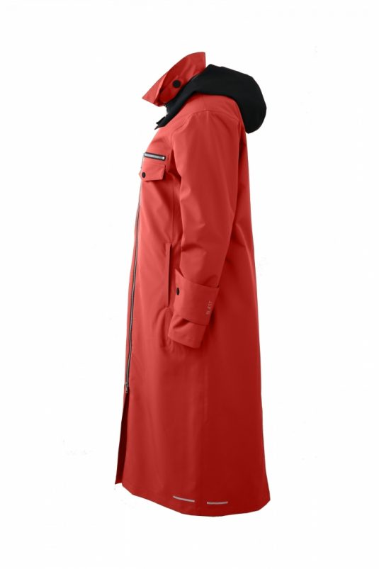 Blaest Munchen Long City Raincoat