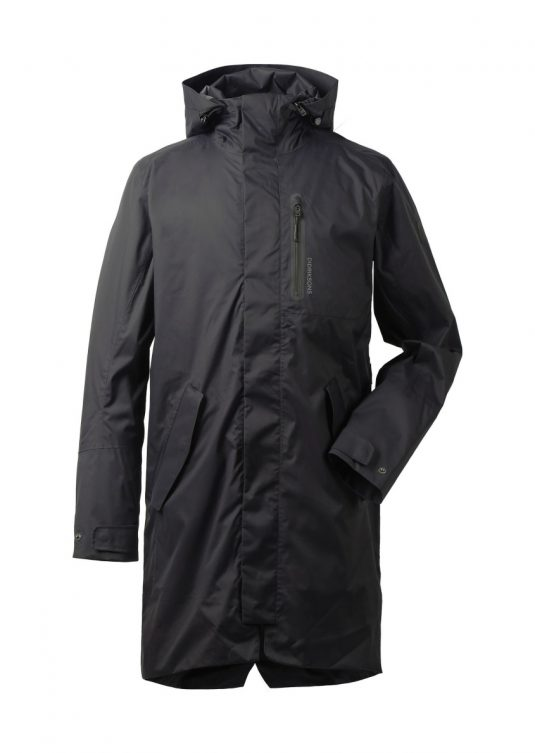 Didriksons Arnold Mens Parka Green 1