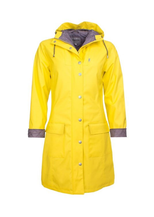 Osregn Raincoat Matt Lemon Yellow 4
